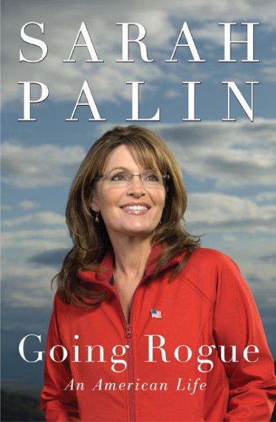Sarah Palin in Her Trademark Glasses on Cover of