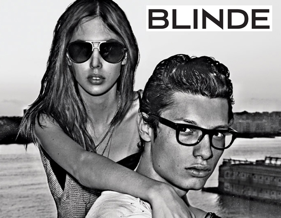 The Blinde Eyeglass Collection at Urban Optiques