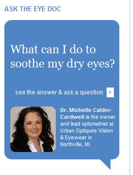 What Can I Do To Soothe My Dry Eyes - Ask The Eye Doctor