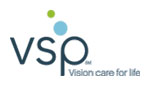 Blue Cross Blue Shield VSP Vision Logo